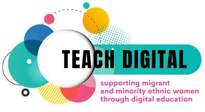 TEACH DIGITAL Logo